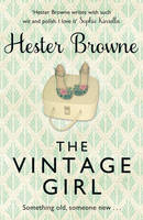Cover for The Vintage Girl by Hester Browne