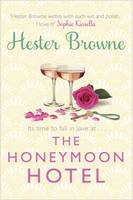 Cover for The Honeymoon Hotel by Hester Browne