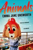 Cover for Animals by Emma Jane Unsworth
