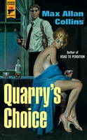 Cover for Quarry's Choice by Max Allan Collins