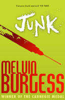 Cover for Junk by Melvin Burgess