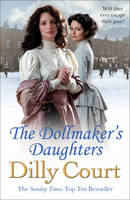Book Cover for The Dollmaker's Daughters by Dilly Court