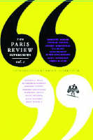 Cover for The Paris Review Interviews : Volume 1 by Philip Gourevitch
