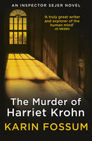 Cover for The Murder of Harriet Krohn by Karin Fossum