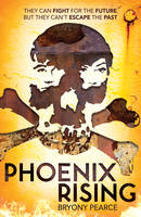 Cover for Phoenix Rising by Bryony Pearce