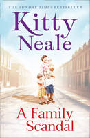 Cover for A Family Scandal by Kitty Neale
