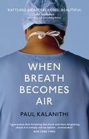 Cover for When Breath Becomes Air by Paul Kalanithi