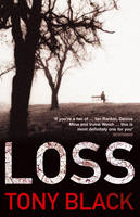 Cover for Loss by Tony Black