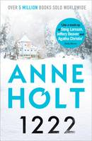Cover for 1222 by Anne Holt