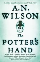 Cover for The Potter's Hand by A. N. Wilson