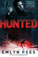 Cover for Hunted by Emlyn Rees