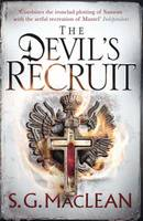 Cover for Devil's Recruit by S. G. MacLean