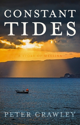 Cover for Constant Tides by Peter Crawley
