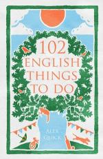 Cover for 102 English Things to Do by Alex Quick