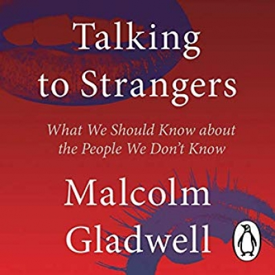 Cover for Talking to Strangers by Malcolm Gladwell