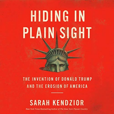 Cover for Hiding in Plain Sight by Sarah Kendzior