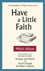 Cover for Have a Little Faith by Mitch Albom