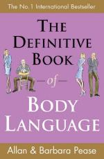 Cover for The Definitive Book of Body Language by Allan Pease, Barbara Pease