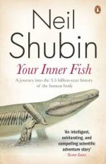 Cover for Your Inner Fish: The Amazing Discovery of Our 375-Million-Year-Old Ancestor by Neil Shubin