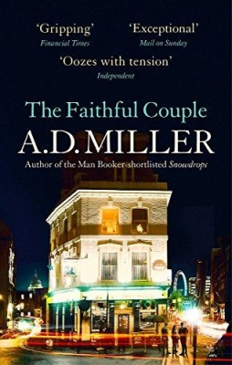 Cover for The Faithful Couple by A. D. Miller