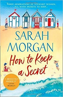 Cover for How To Keep A Secret by Sarah Morgan