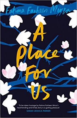 Cover for A Place for Us by Fatima Farheen Mirza