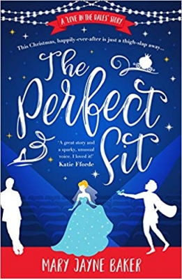 Cover for The Perfect Fit by Mary Jayne Baker