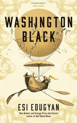 Cover for Washington Black  by Esi Edugyan
