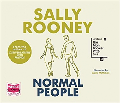 Cover for Normal People by Sally Rooney
