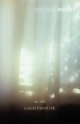 Cover for To the Lighthouse by Virginia Woolf