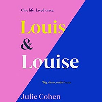Cover for Louis & Louise by Julie Cohen