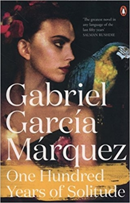 Cover for One Hundred Years of Solitude by Gabriel Garcia Marquez