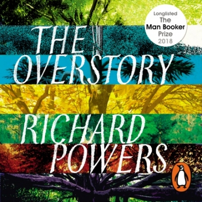 Cover for The Overstory by Richard Powers