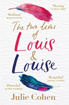 Cover for The Two Lives of Louis & Louise by Julie Cohen