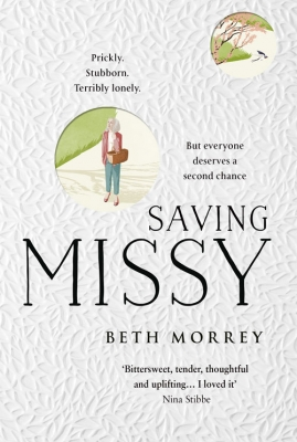 Book Cover for Saving Missy  by Beth Morrey