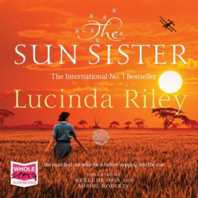 Cover for The Sun Sister by Lucinda Riley