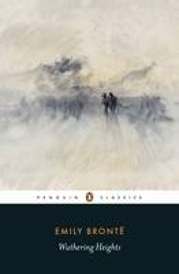 Cover for Wuthering Heights by Emily Brontë
