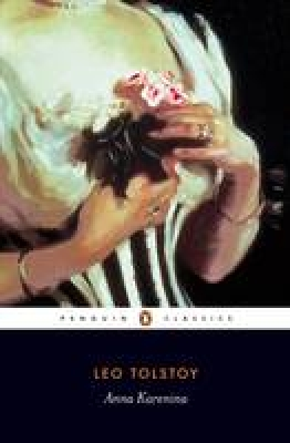Cover for Anna Karenina by Leo Tolstoy