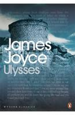 Cover for Ulysses by James Joyce