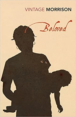Cover for Beloved by Toni Morrison