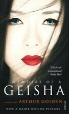 Cover for Memoirs of a Geisha by Arthur Golden