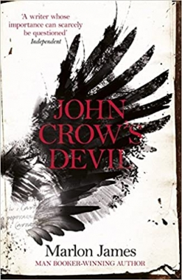 Cover for John Crow's Devil by Marlon James