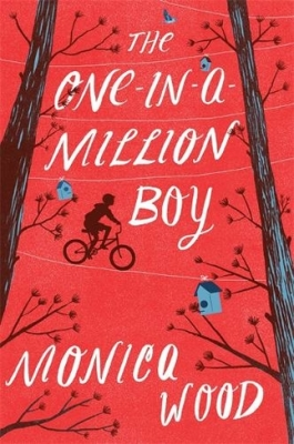 Cover for The One in a Million Boy by Monica Wood