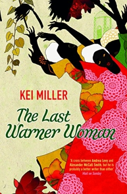 Cover for The Last Warner Woman by Kei Miller