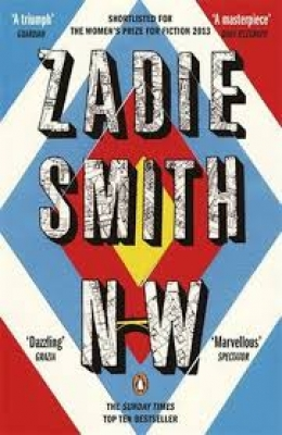 Cover for NW by Zadie Smith