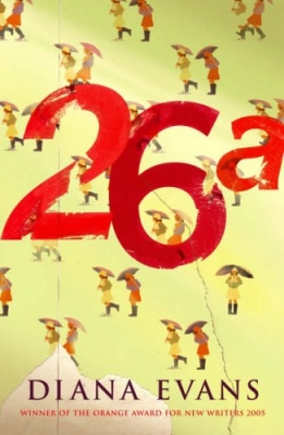 Cover for 26a by Diana Evans