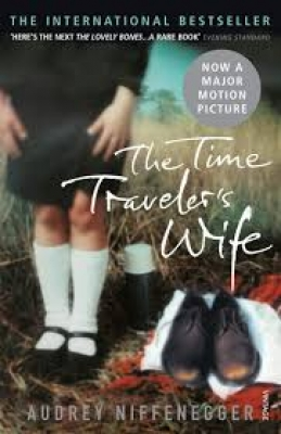 Cover for The Time Traveler's Wife by Audrey Niffenegger