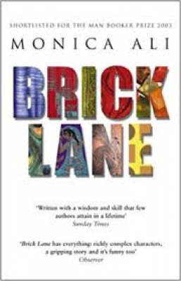 Cover for Brick Lane by Monica Ali