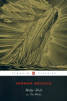 Cover for Moby-Dick or, The Whale by Herman Melville