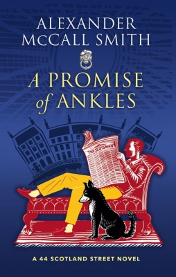 Cover for A Promise of Ankles by Alexander McCall Smith